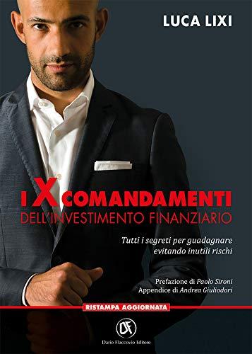 """Libro """"I X comandamenti dell'investimento finanziario"""""""