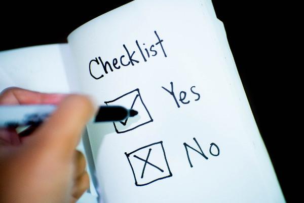 Lista di cose che devi e NON devi fare quando decidi di iniziare a investire