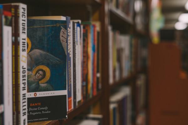 Il libro della Divina Commedia