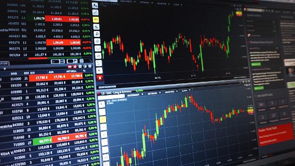 Andamento dei mercati azionari