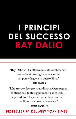 """""""I principi del successo"""" di Ray Dalio"""