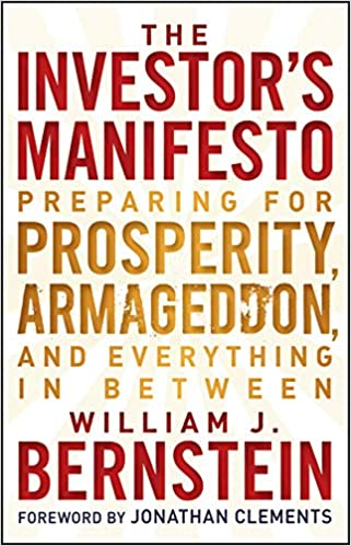"""Il libro di William J. Bernstein """"The Investor's Manifesto"""""""